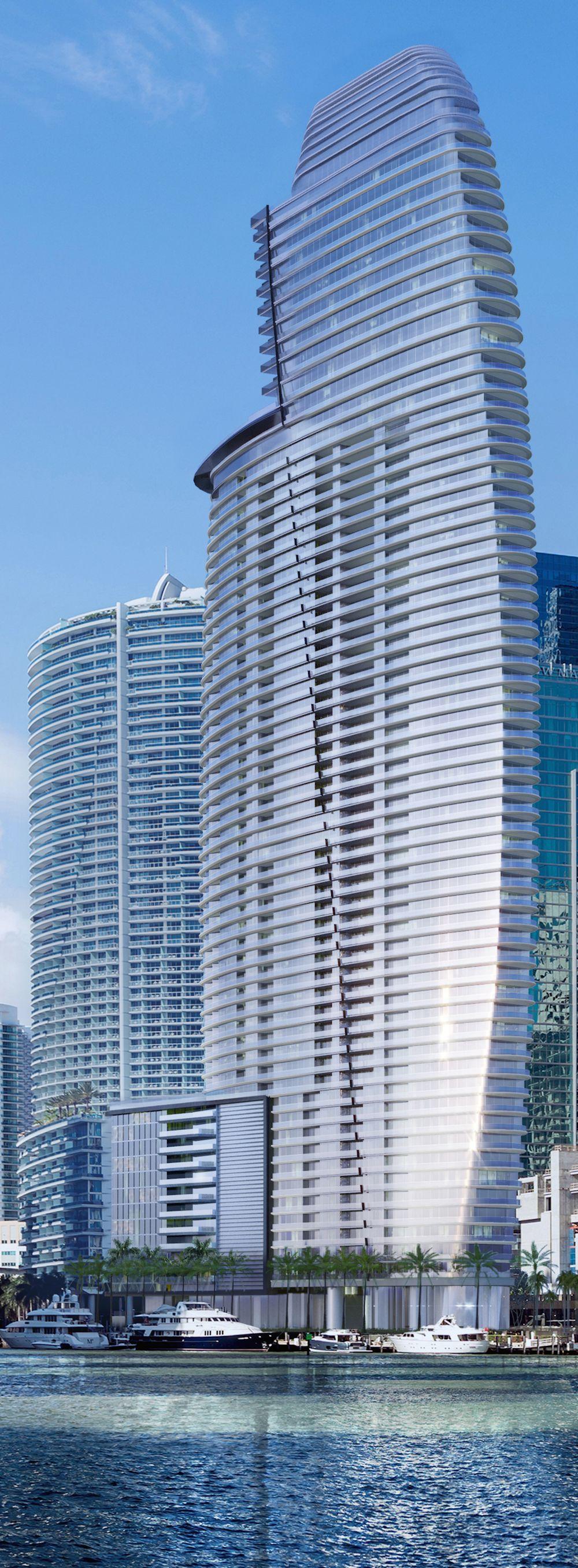 Aston Martin Condos Miami